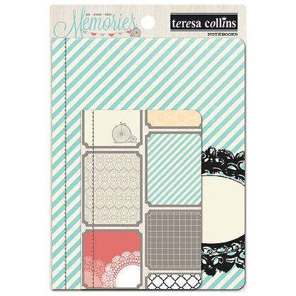 Teresa Collins Notebooks - Memories