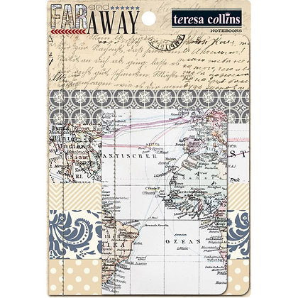 Teresa Collins Notebooks - Far Away