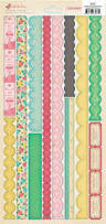 Crate Paper Border Stickers - Little Bo Peep