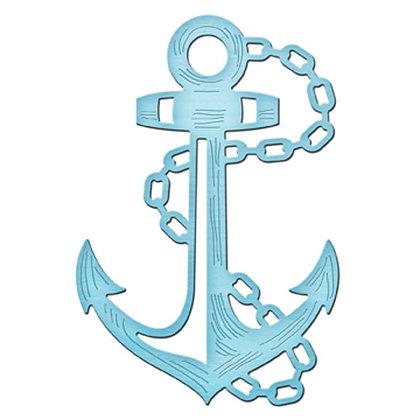 Spellbinders Die - Anchors Away