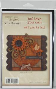 Studio 490 Art Parts Kit - Believe You Can