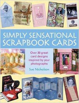 Simply Sensational Scrapbook Cards