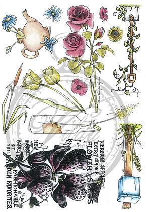 Vilda - Flowers And Leaves