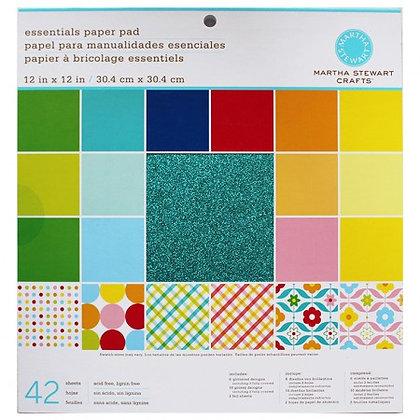 Martha Stewart Crafts - 12x12 - In Brights