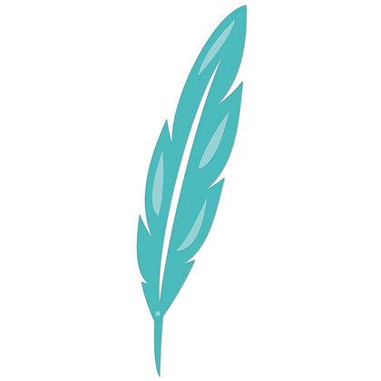 Kaisercraft Die - Decorative Feather