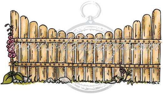 Vilda - Wooden Fence
