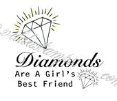 Vilda - Diamonds Are A Girl's Best Friend