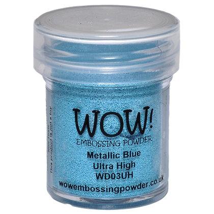 WOW! Embossing Powder - Metallic Blue