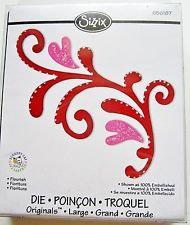 Sizzix Die - Flourish
