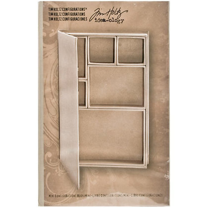 Tim Holtz Idea-ology - Mini Configuration Book