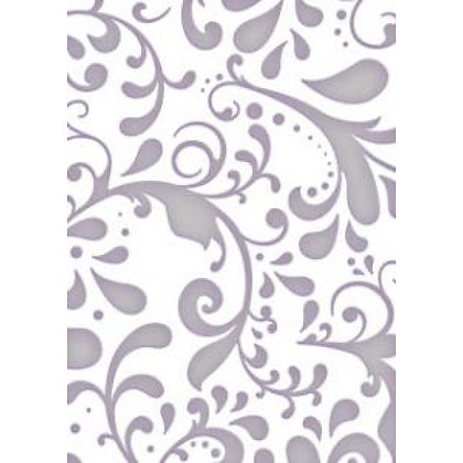 Couture Creations Embossing Folder - Taylor