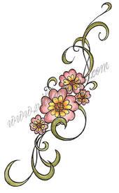 Vilda - Flower Swirl
