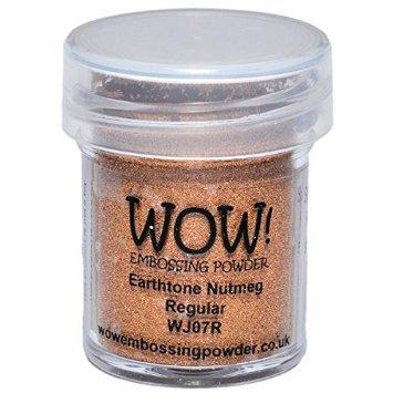 WOW! Embossing Powder - Earthtone Nutmeg