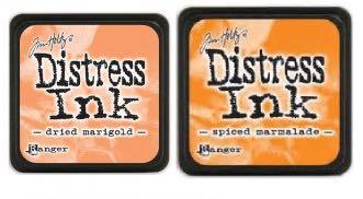 Tim Holtz Distress Ink - Oranges
