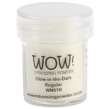 WOW! Embossing Powder - Glow-in-the-Dark