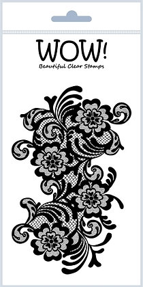 WOW! Stamp - Lace