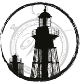 Vilda stamps - Lighthouse Silhouette