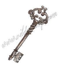 Vilda - Large Key