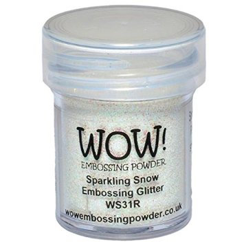 WOW! Embossing Glitter - Sparkling Snow
