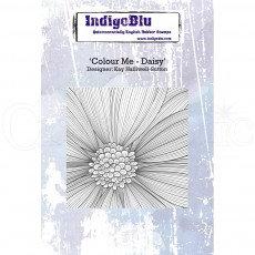Indigo Blu Stamp - Daisy