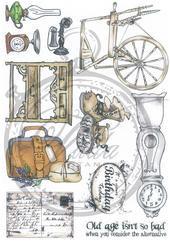 Vilda stamps - Vintage Kit 2010