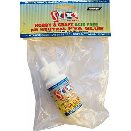 Stix 2 - PVA Glue with Metal Nib - 30ml