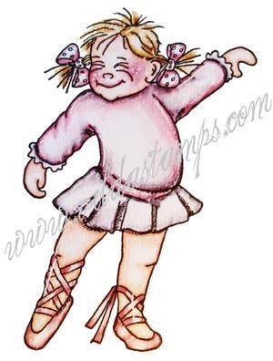Vilda - Ballerina Carina