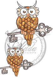 Vilda - Helge Owl Large and Small