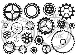 Vilda - Cog Wheel Kit