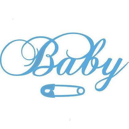 Marianne Designs Die - Baby & Pin