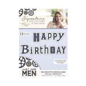 Just For Men Die Set - Special Birthday