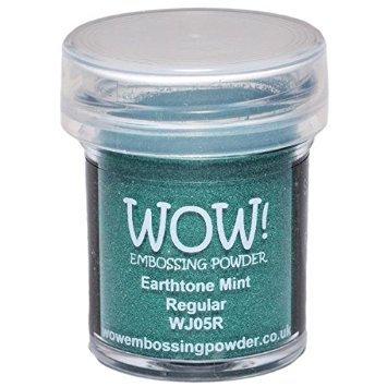 WOW! Embossing Powder - Earthtone Mint