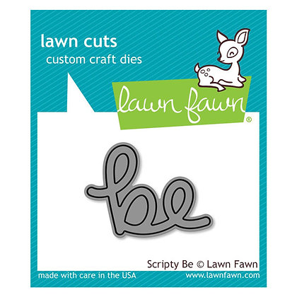 Lawn Fawn Die - Be