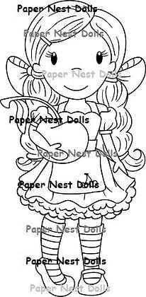 Paper Nest Dolls - Cherry Avery