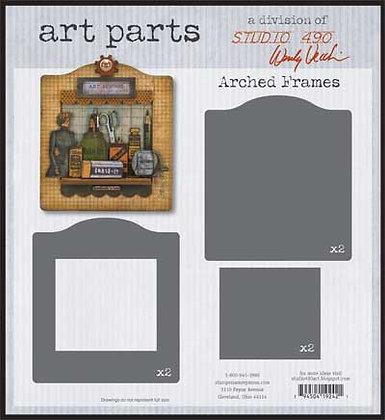 Studio 490 Art Parts Kit - Arched Frames