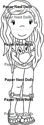 Paper Nest Dolls - Owl Will Always Love You