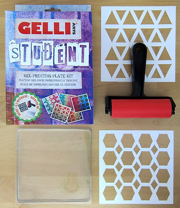 Gelli Arts - Student Kit