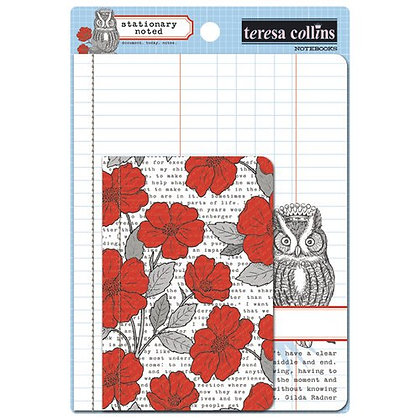 Teresa Collins Notebooks - Stationery Noted