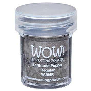 WOW! Embossing Powder - Earthtone Pepper