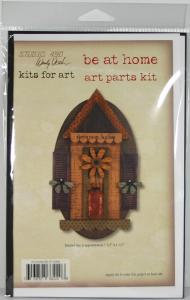 Studio 490 Art Parts Kit - Be at Home