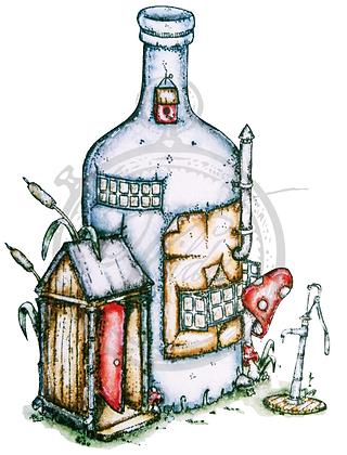 Vilda - Bottle With Garden Pump