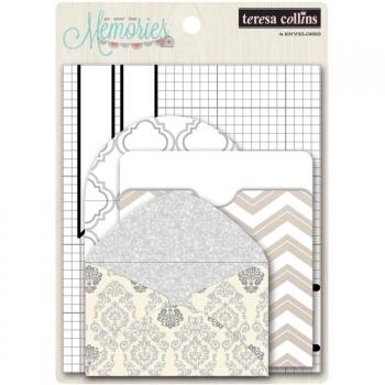 Teresa Collins Envelopes - Memories