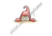 Vilda - Boy Elf Peeking Up