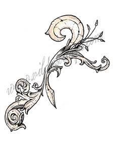 Vilda - Stone Swirl