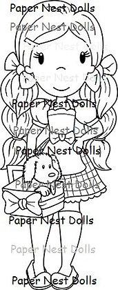Paper Nest Dolls - Ellie In Oz