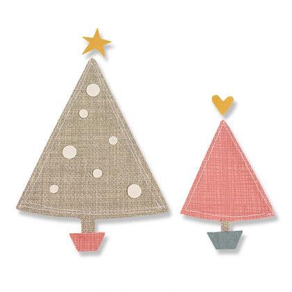 Sizzix Bigz Die - Oh Christmas Tree