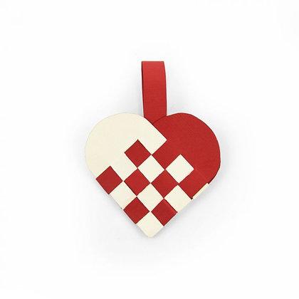 Sizzix Thinlits Die Set - Woven Heart