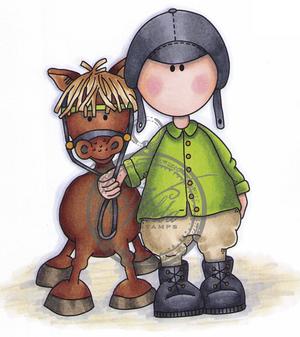 Vilda - Boy With His Horse