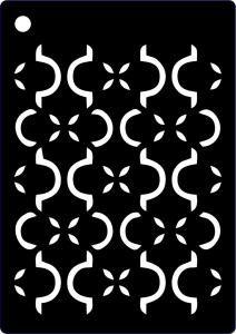 Creative Expressions Stencil - Ornamental