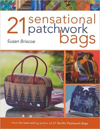 21 Sensation Patchwork Bags